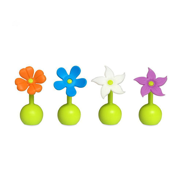 Silicone Breast Pump Flower Stopper - Haakaa