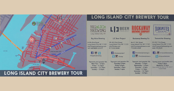 Long Island City Brewery Tour