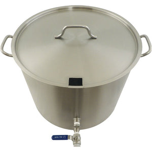 Cowboy Craft LLC 26 Gallon Stainless Brew Kettle 煮沸鍋  | クラフトビール直送のCowboy Craft