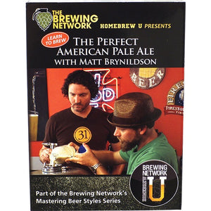 Cowboy Craft LLC Brewing Network DVD - The Perfect American Pale Ale アメリカンビールマガジン  | クラフトビール直送のCowboy Craft