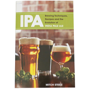 Cowboy Craft LLC Book - IPA: Brewing Techniques, Recipes and the Evolution of India Pale Ale アメリカンビールマガジン  | クラフトビール直送のCowboy Craft