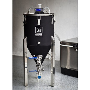 Cowboy Craft LLC 7 Gal Chronical FTSs Fermentation Temperature Stabilization System 円錐型・ステンレスタイプ  | クラフトビール直送のCowboy Craft