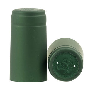 Cowboy Craft LLC Shrink Sleeve - Green - Pack of 100 シーリングワックス  | クラフトビール直送のCowboy Craft