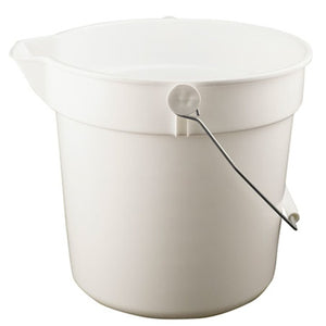 Cowboy Craft LLC 10 Quart Plastic Pail w/ Handle その他クリーニング  | クラフトビール直送のCowboy Craft