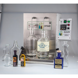 Cowboy Craft LLC XpressFill Volume Filler (Adj Shelf) - 2 Spout | クラフトビール直送のCowboy Craft
