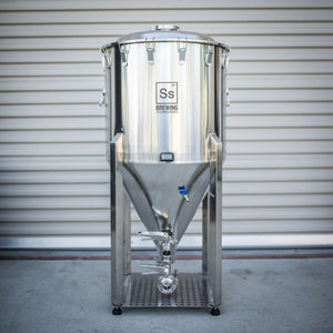 Cowboy Craft LLC One bbl | Chronical Brewmaster Edition Fermenter 円錐型・ステンレスタイプ  | クラフトビール直送のCowboy Craft