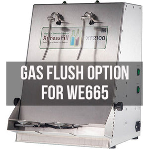 Cowboy Craft LLC XpressFill Level Filler - 2 Spout Gas Flush Option 瓶詰・フィラー  | クラフトビール直送のCowboy Craft