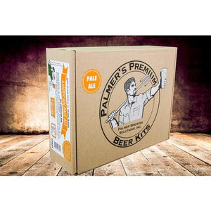 Cowboy Craft LLC Palmer Premium Beer Kits - All-American Pale Ale - American Pale Ale ホームブルーキット(18.9リットル用)  | クラフトビール直送のCowboy Craft