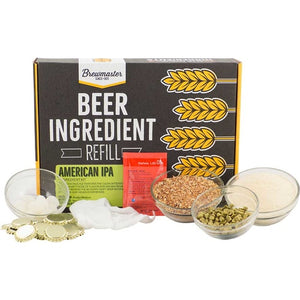 Cowboy Craft LLC Beer Ingredient Refill Kit (1 Gal) - American IPA ホームブルーキット(3.8リットル用)  | クラフトビール直送のCowboy Craft