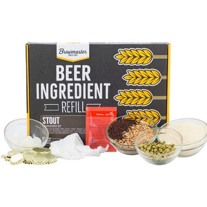 Cowboy Craft LLC Beer Ingredient Refill Kit (1 Gal) - Stout ホームブルーキット(3.8リットル用)  | クラフトビール直送のCowboy Craft