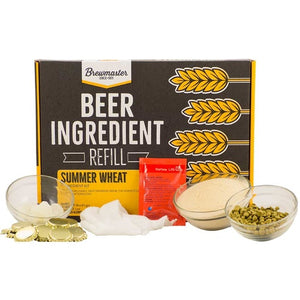 Cowboy Craft LLC Beer Ingredient Refill Kit (1 Gal) - Summer Wheat ホームブルーキット(3.8リットル用)  | クラフトビール直送のCowboy Craft