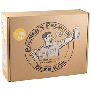 Cowboy Craft LLC Palmer Premium Beer Kits - Weed, Feed, and Mow - Cream Ale ホームブルーキット(18.9リットル用)  | クラフトビール直送のCowboy Craft
