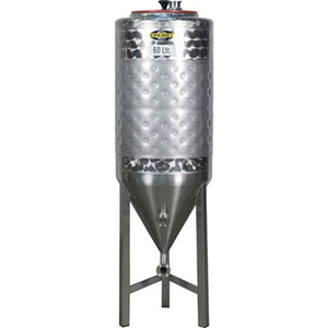 Cowboy Craft LLC Speidel Stainless Jacketed Conical Fermenter - 16 Gallon (60L) | クラフトビール直送のCowboy Craft