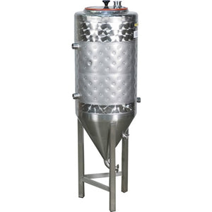 Cowboy Craft LLC Speidel Stainless Jacketed Conical Fermenter - 16 Gallon (60L) 円錐型・ステンレスタイプ  | クラフトビール直送のCowboy Craft