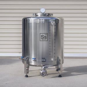 Cowboy Craft LLC 1 bbl | Ss Brite Tank with FTSs Chilling Package ケグ・ブライトタンク  | クラフトビール直送のCowboy Craft