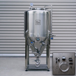 Cowboy Craft LLC Ss Brewtech Unitank - 1 BBL (With Chilling Package) | クラフトビール直送のCowboy Craft