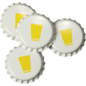 Cowboy Craft LLC Bottle Caps - Cold Activated - Oxygen absorbing - Case of 10,000 キャップ・王冠  | クラフトビール直送のCowboy Craft