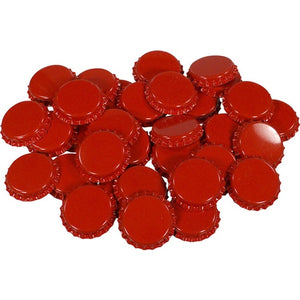 Cowboy Craft LLC Bottle Caps - Red - Oxygen absorbing - Case of 10,000 キャップ・王冠  | クラフトビール直送のCowboy Craft