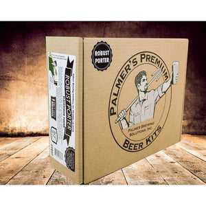 Cowboy Craft LLC Palmer Premium Beer Kits - Black Widow - Robust Porter | クラフトビール直送のCowboy Craft