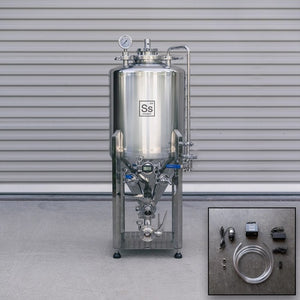 Cowboy Craft LLC Ss Brewtech Unitank - 1/2 BBL (With Chilling Package) | クラフトビール直送のCowboy Craft