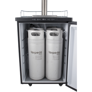 Cowboy Craft LLC Kegerator with Stainless Steel Intertap Faucets -  WHOLESALE FREIGHT ONLY ケグレーター・持ち運び容器  | クラフトビール直送のCowboy Craft