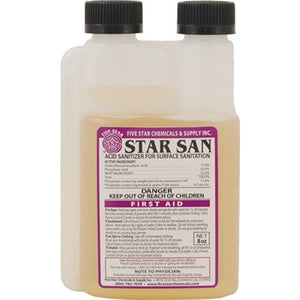Cowboy Craft LLC Star San - 8 oz - Case of 12 | クラフトビール直送のCowboy Craft