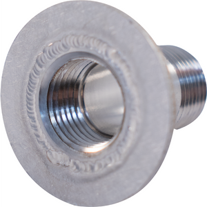 Cowboy Craft LLC Stainless 1/2 in. Coupling for Speidel Plastic Fermenters プラスティックタイプ  | クラフトビール直送のCowboy Craft