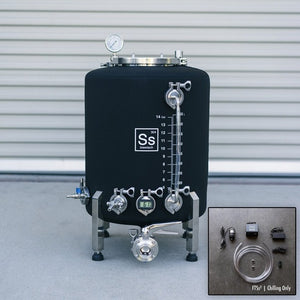 Cowboy Craft LLC 20 gal Ss Brewmaster Edition Brite Tank with FTSs Chilling Package ケグ・ブライトタンク  | クラフトビール直送のCowboy Craft