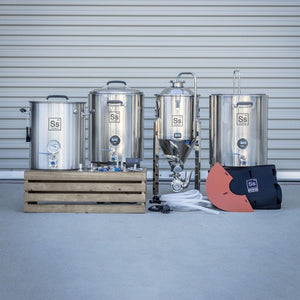 Cowboy Craft LLC Ss Brewtech All Grain Equipment Kit - 5 gal | クラフトビール直送のCowboy Craft