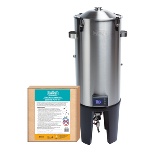 Cowboy Craft LLC The Grainfather Conical Fermenter Basic Cooling Edition - 7 gal. 円錐型・ステンレスタイプ  | クラフトビール直送のCowboy Craft