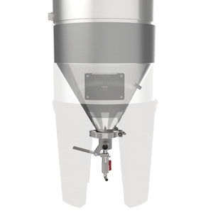 Cowboy Craft LLC GrainFather Conical - Dual Valve Tap 円錐型・ステンレスタイプ  | クラフトビール直送のCowboy Craft