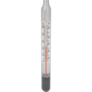 Cowboy Craft LLC Hydrometer with Thermometer And Temperature Correction Scale 液体比重計・リフラクトメーター  | クラフトビール直送のCowboy Craft