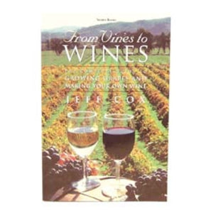 Cowboy Craft LLC From Vines to Wines Book アメリカンビールマガジン  | クラフトビール直送のCowboy Craft