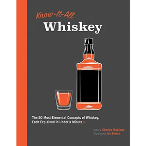 Cowboy Craft LLC Book - Know-It-All Whiskey アメリカンビールマガジン  | クラフトビール直送のCowboy Craft
