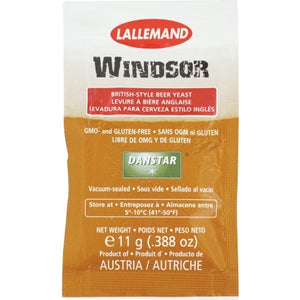 Lallemand Dry Yeast - Windsor