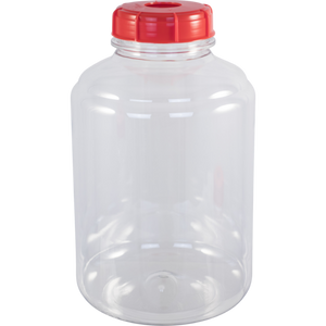 Cowboy Craft LLC FerMonster 3 Gallon Ported Carboy (Spigot Not Included) プラスティックタイプ  | クラフトビール直送のCowboy Craft