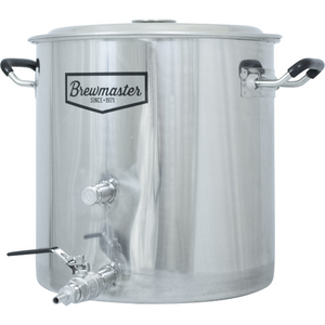 Cowboy Craft LLC 8.5 Gallon Brewmaster Stainless Steel Brew Kettle 煮沸鍋  | クラフトビール直送のCowboy Craft