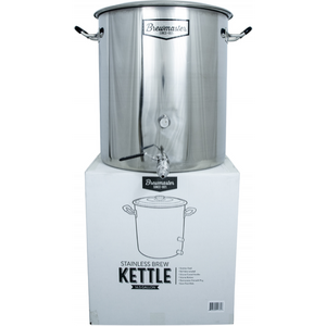 Cowboy Craft LLC 14 Gallon Brewmaster Stainless Steel Brew Kettle 煮沸鍋  | クラフトビール直送のCowboy Craft