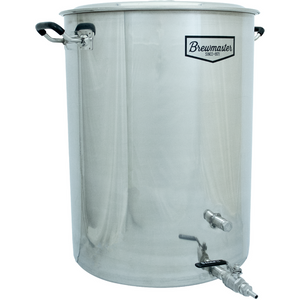 Cowboy Craft LLC 25 Gallon Brewmaster Stainless Steel Brew Kettle 煮沸鍋  | クラフトビール直送のCowboy Craft