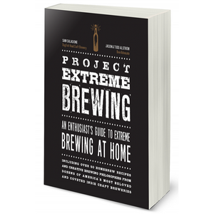 Cowboy Craft LLC Project Extreme Brewing Book - An Enthusiast's Guide to Extreme Brewing at Home アメリカンビールマガジン  | クラフトビール直送のCowboy Craft