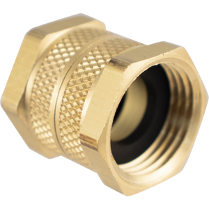 Cowboy Craft LLC Garden Hose Coupler - 3/4 in. FPT NPTネジ・バルブ  | クラフトビール直送のCowboy Craft