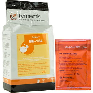 Fermentis Dry Yeast - Safale BE-134