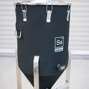 Cowboy Craft LLC 7 gal | Chronical Brewmaster Edition Fermenter with Heating & Chilling Package 円錐型・ステンレスタイプ  | クラフトビール直送のCowboy Craft