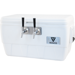 Cowboy Craft LLC Komos™ Marine Ultra Cooler Draft Box - 2 Tap ケグレーター・持ち運び容器  | クラフトビール直送のCowboy Craft