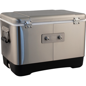 Cowboy Craft LLC Komos™ Stainless Steel Draft Box - 2 Tap ケグレーター・持ち運び容器  | クラフトビール直送のCowboy Craft