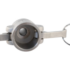 Cowboy Craft LLC Stainless Steel Camlock - Female Cam X 1/2 in. Barb (Type C) 取外し式留め具  | クラフトビール直送のCowboy Craft