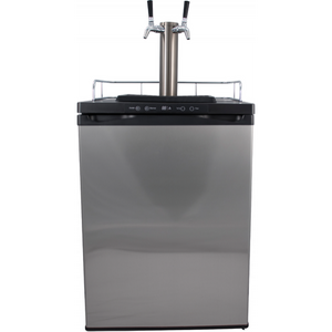Cowboy Craft LLC Kegerator With Stainless Steel Intertap Faucets - DROPSHIP ONLY ケグレーター・持ち運び容器  | クラフトビール直送のCowboy Craft