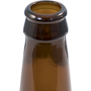 Cowboy Craft LLC Beer Bottles - 12 oz Amber Long Neck - Case of 24 ボトル容器-大口  | クラフトビール直送のCowboy Craft