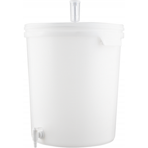 Cowboy Craft LLC Plastic Bucket Fermenter With Spigot - 7.9 Gallons (30 L) プラスティックタイプ  | クラフトビール直送のCowboy Craft