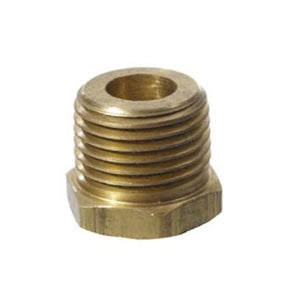 Cowboy Craft LLC Brass - 1/2 in. MPT x 1/8 in. FPT Bushing NPTネジ・バルブ  | クラフトビール直送のCowboy Craft